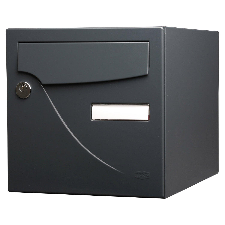 Une plaque de boîte aux lettres pour se différencier